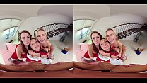 Czech VR 321 - Free Full Christmas Foursome! preview image