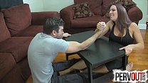 Arm Wrestling Foot Job BALLBUSTING FEMDOM HANDJOB pornhub video