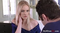 Hot MILF Pays For Her Husband's Wrong Deeds- Rachael Cavalli