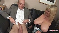 Chauffeur Dreams Of Fucking Big Tits Boss preview image