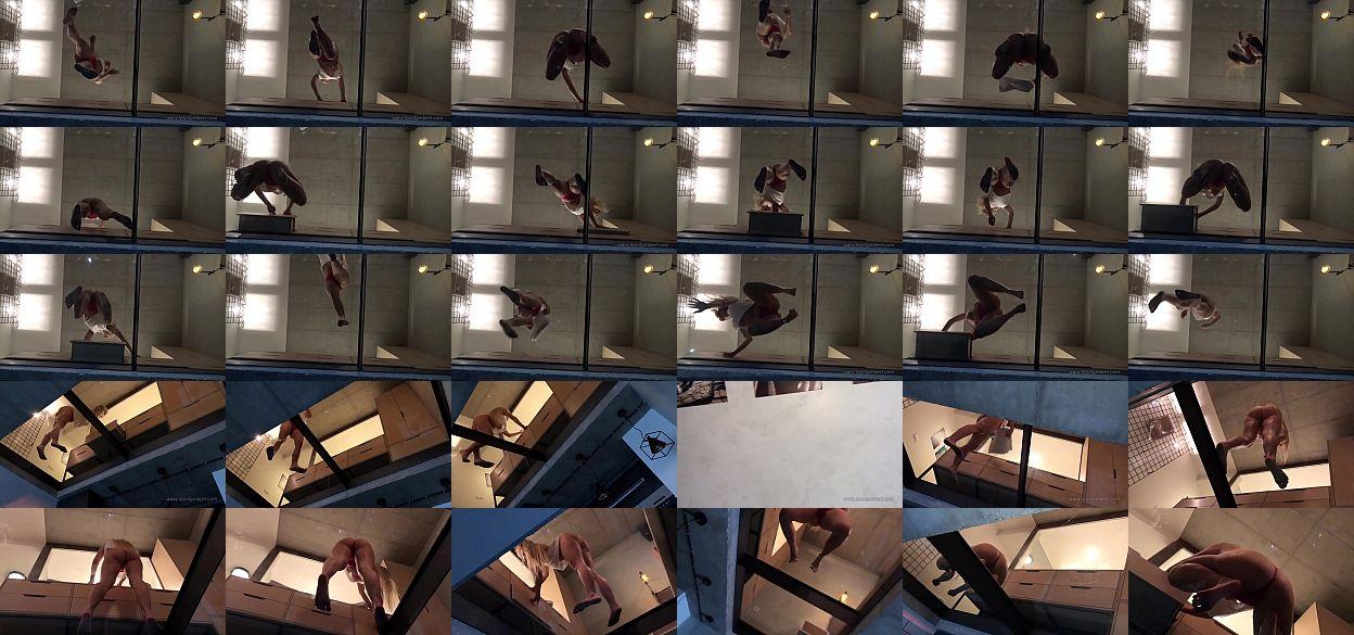 Voyeur images of peeping toms