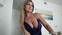 Hot Mom Aubrey Black Fucks Husband While Role P...
