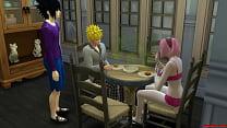 18367 Sakura Follada en masaje Naruto Hentai Netorare Anime 3D Joven Esposa Buenisima preview