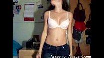 Real Busty Teen GFs Go Nude! image