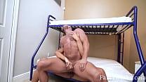 Dad Has Bed Time Fun With Teen Son - Killian Knox, Johnny Bandera