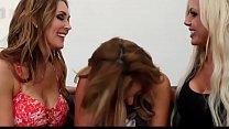 Hot Lesbian Family Threesome - Part2 at LesbianCamTv.com thumbnail