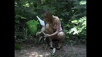 Watching Her In The Woods Voyeur Video from www.unluckylady.com pornhub video