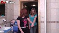 German Homemade Lesbians Teen pornhub video
