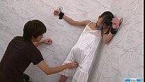 Naughty bondage sensations to please Chika Ishihara • shy girl xxx thumbnail