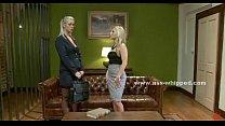 Blonde mistress enjoys blonde lesbian pornhub video