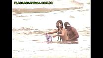 Vídeo amador de casal sem vergonha fodendo em praia brasileira image