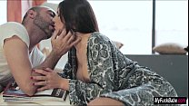 Cecilia De Lys enjoys an afternoon of anal with her lover