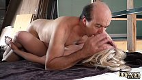 Young wife pleases her sugar daddy with her perfect tight pussy and moist hot mouth gives him a wet deepthroat blowjob gets fucked cowgirl and doggystyle then in 69 position she gives a handjob until a mouth cumshot lick صورة