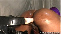 Ass Pussy Toy Show: Dripping Wet Pussy صورة