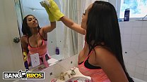 BANGBROS - My Dirty Maid Priya Price Has Big Ti... Thumbnail