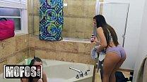 Girls Gone Pink - (Anya Olsen, Gia Derza) - Cumming in the Communal Showers - MOFOS