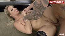 HER LIMIT - #Nikky Dream #Mike Angelo - Sexy Fat Ass Czech Blondie Loves It Deep And Hardcore