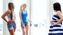 Screenshot Teenie Lola Fox x Aubrey Star Charlotte Stokel harlotte Stokel