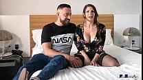 Debut italian milf big boobs