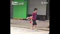 Sex in Sidewalk (China) (Hot Girls Are Here, Try It: FuckNo‍w1‍8.com)