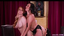 Naughty Lesbian threesome with Penny Pax, Karlee Grey and Sinn Sage - GirlsWay Preview