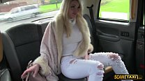 Damn sexy blonde Euro babe Tamara is off to a swingers club