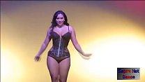 Hot desi naked strip dance