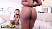 BANGBROS - Lil D Finds Noemi Bilas Masturbating, Let's Her Get On That Dick pornhub video