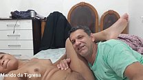 marido da Tigresa mostra pra vocês se a esposa é larga ou apertada صورة
