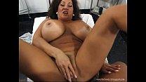 Ashley Evans nurse big tits
