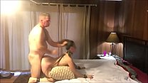 Amateur wife fucked in hotel room