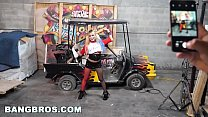 BANGBROS - Behind The Scenes with Marsha May and J-Mac in Cosplay Preview