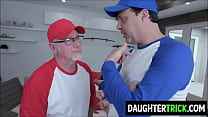 Pissed off Dads decide to teach Daughters a lesson image