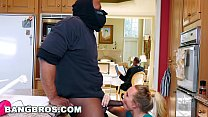 BANGBROS - Strong Arming AJ Applegate's Tight Pussy Behind BF's Back Preview