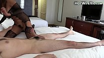 south africa porn - hot wife rio fucking a big cock in a hotel thumbnail