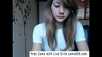 Super Hot Teen Cutie Striptease Cam Porn