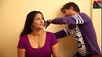 ll देवर ने भाभी का किया मेकअप ll Dehati India Masti  ,Comedy Funny Video 2017 low thumbnail