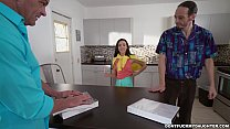Young Kiley Jay Craves Her Tutor's Big Cock (dfmd15748)