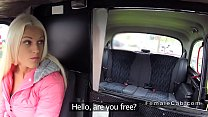 Hungarian dude bangs married cab driver's Thumb