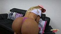 Vídeo de verificação do canal Brazilian Hot com estrela pornô Mirella Mansur