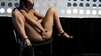 Teenie Karina Baru is ready for a fetish party preview image