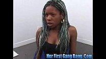 marie's first gangbang