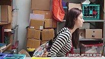 Security Number 8596425 Shoplyfter Naiomi Mae
