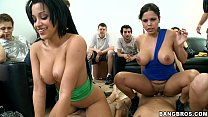 Abella Anderson and Rebecca Linares get Slutty preview image