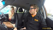Busty Michelle Thorne fucked in the car Preview