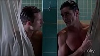 Scream Queens - Chad e Dr. Brock take a shower