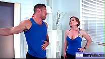Lovely Mature Lady (Katja Kassin) With Big Boobs In Sex Act Scene mov-19 preview image