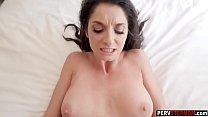 Horny MILF stepmom really needs a stepsons big cock