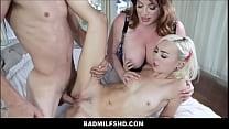 Thick Big Ass Big Tits MILF Family Stepmom Magg...