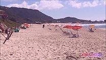 Kellenzinha In Brazilian Beaches - Amateur صورة